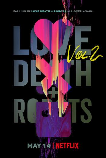 Love, Death and Robots S02 Dual Audio Hindi 720p 480p WEB-DL 800mb