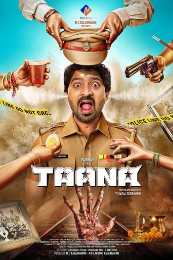Taana 2021 Hindi Dubbed Full Movie Download