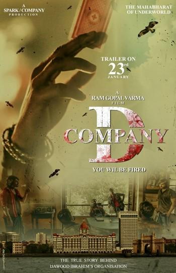 D Company 2021 Hindi Full Movie Download