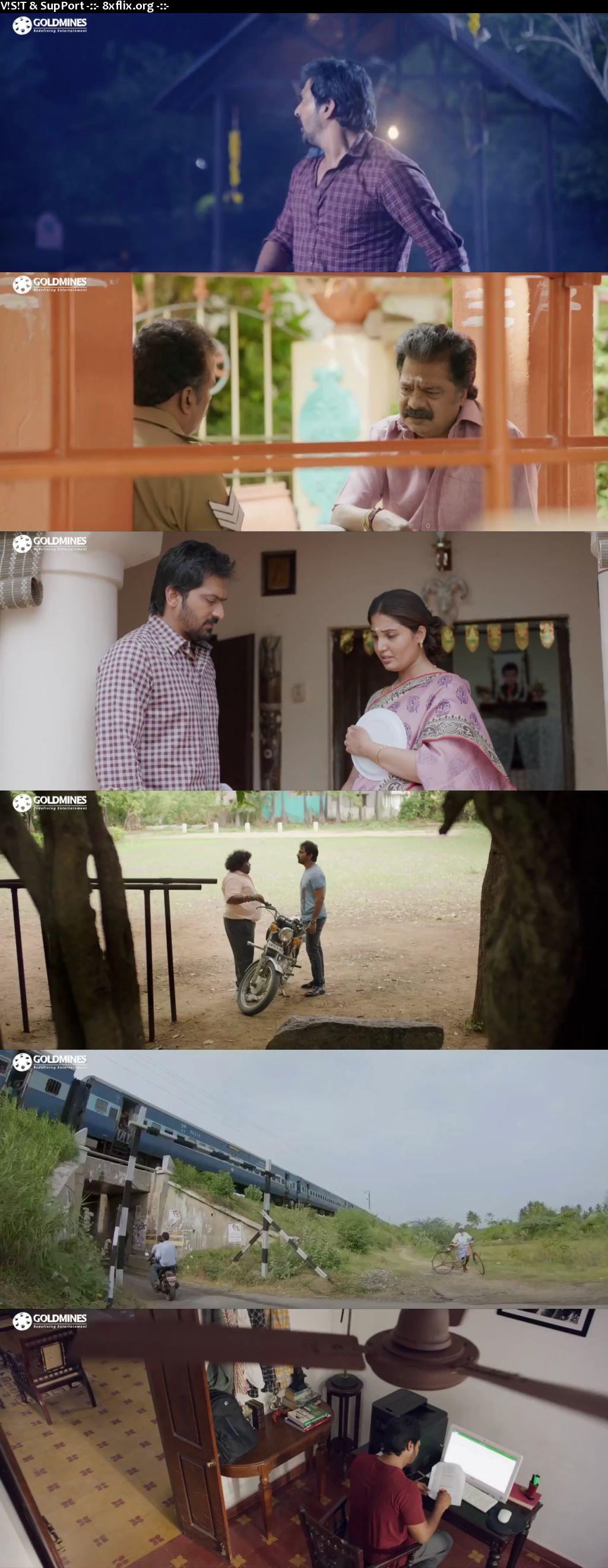 Taana 2021 Full Movie Hindi Dubbed 720p 480p HDRip