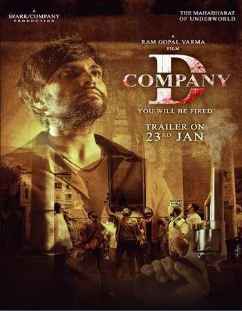 D Company 2021 Full Hindi Movie 720p HDRip Download