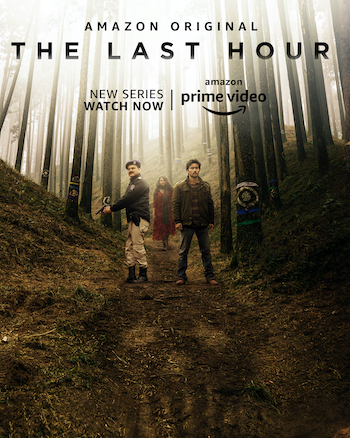 The Last Hour 2021 S01 Hindi Web Series All Episodes