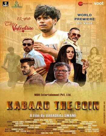 Kabaad The Coin 2021 Full Hindi Movie 720p HDRip Download