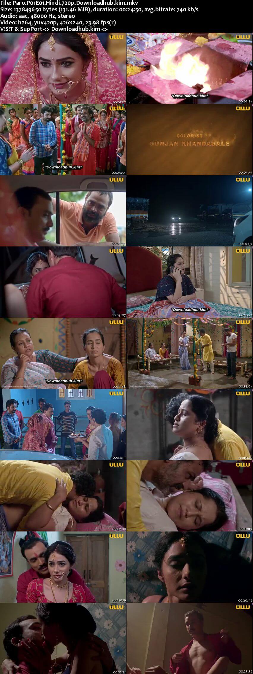 Paro 2021 Hindi Part 01 ULLU WEB Series 720p HDRip x264