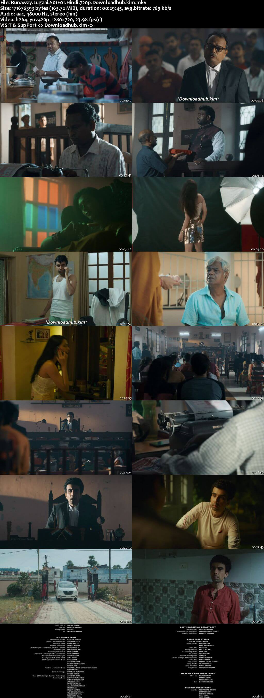 Runaway Lugai 2021 Hindi Season 01 Complete 720p HDRip x264