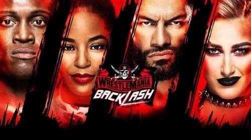 WWE Wrestlemania Backlash 16th May 2021 Full Show 720p 480p Free Download
