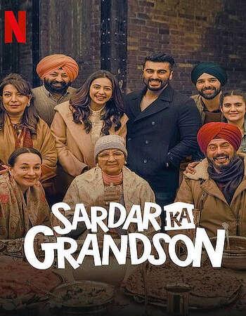 Sardar Ka Grandson 2021 Full Hindi Movie 720p HEVC HDRip Download