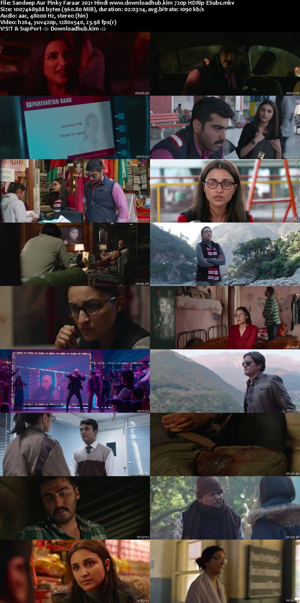Sandeep Aur Pinky Faraar 2021 Hindi 720p HDRip ESubs