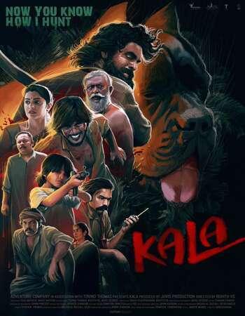 Kala 2021 Tamil 720p HDRip ESubs