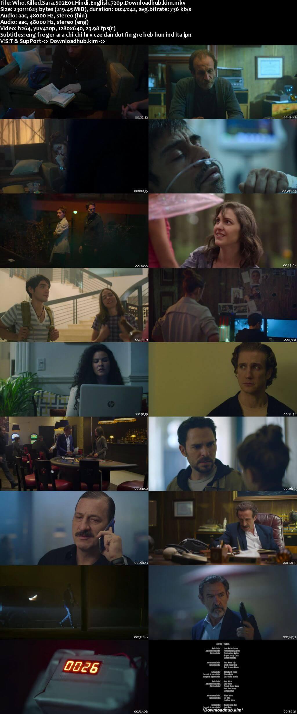 Who Killed Sara? 2021 S02 Complete Hindi Dual Audio 720p Web-DL MSubs