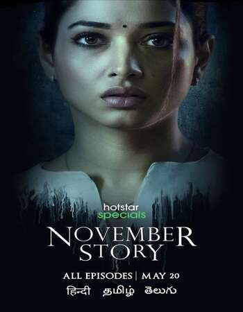 November Story 2021 Complete WEB Series Download