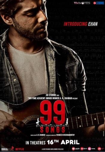 99 Songs 2021 Hindi 720p WEB-DL 999mb