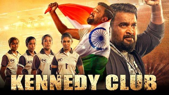 Kennedy Club 2021 Hindi Dubbed 720p HDRip 850mb
