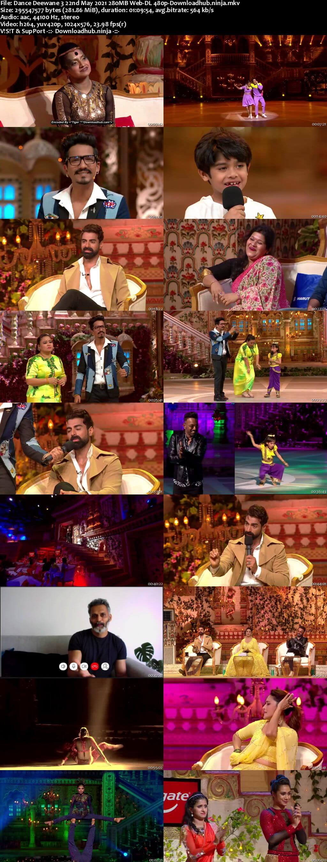 Dance Deewane 3 22 May 2021 Episode 25 Web-DL 480p