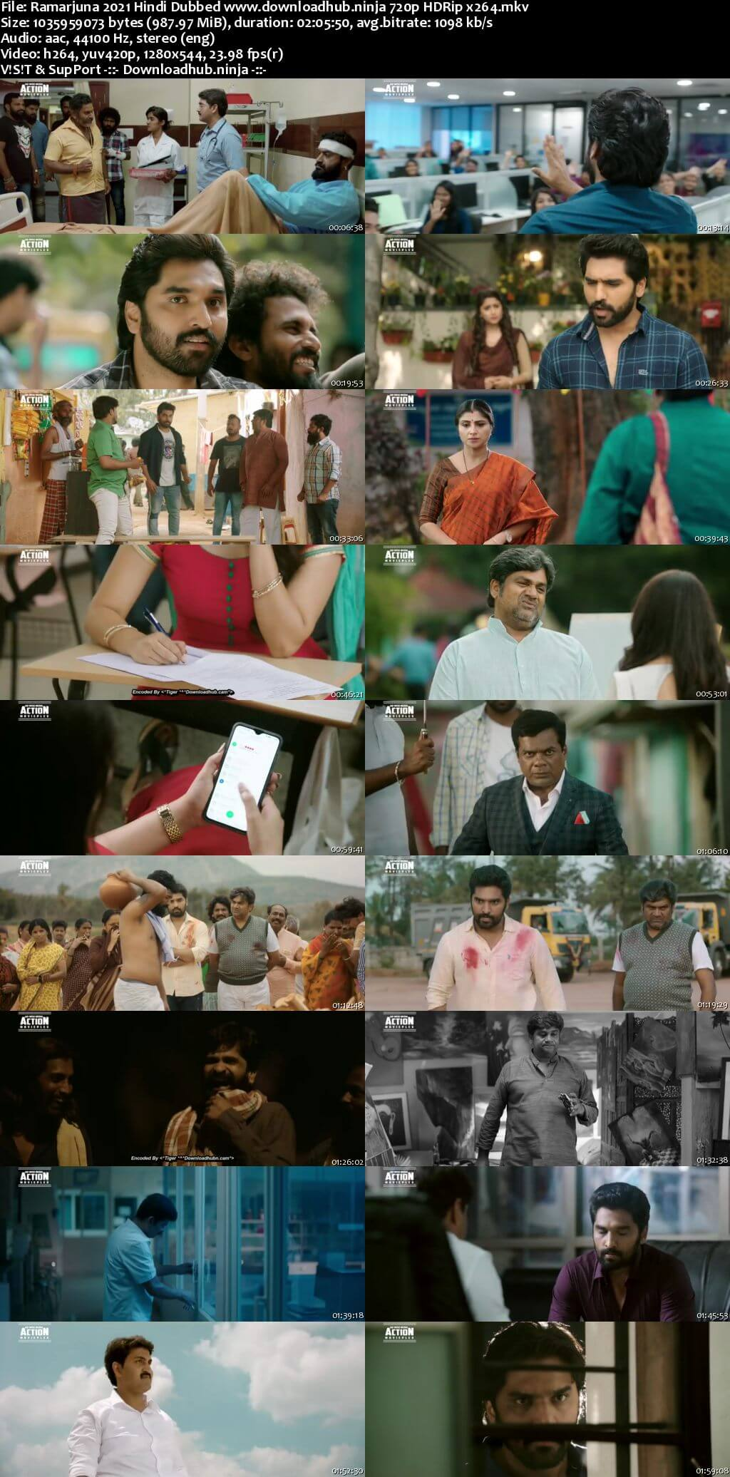 Voter 2019 Hindi Dubbed 720p HDRip ESubs