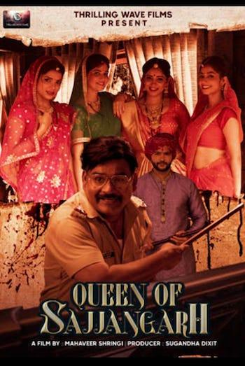 Queen Of Sajjangarh 2021 Hindi 720p WEBRip 850mb