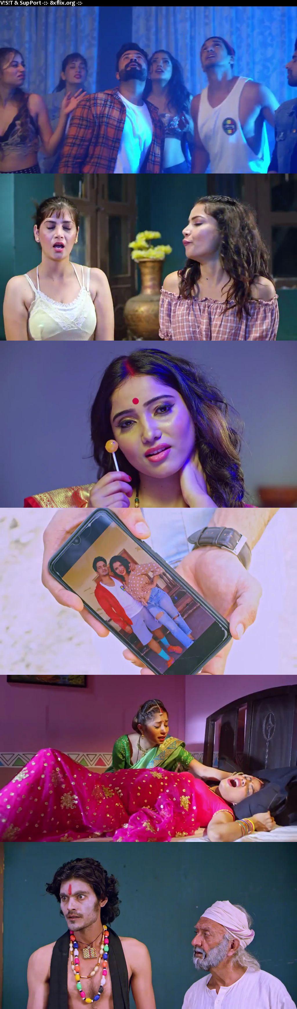Queen Of Sajjangarh 2021 Full Hindi Movie Download 720p 480p Web-DL HD
