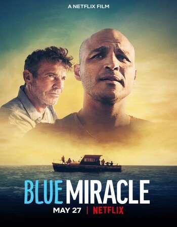 Blue Miracle 2021 Hindi Dual Audio 720p Web-DL MSubs