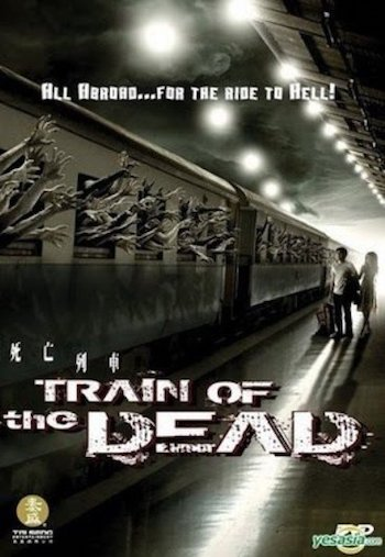 Train of The Dead 2007 Dual Audio Hindi 480p WEB-DL 280mb