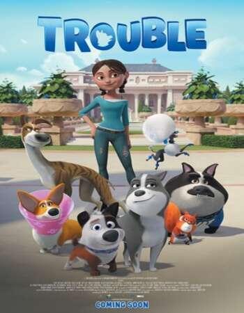 Trouble 2021 Hindi Dual Audio 720p Web-DL ESubs