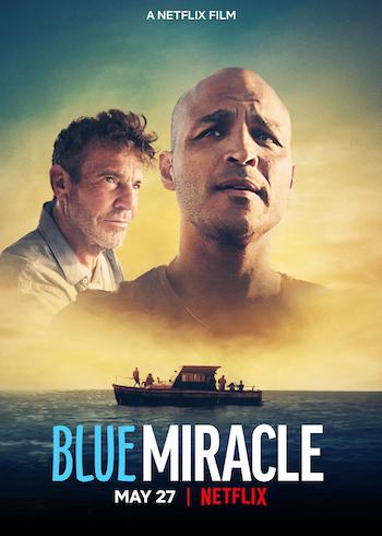 Blue Miracle 2021 Dual Audio Hindi 480p WEB-DL 300mb
