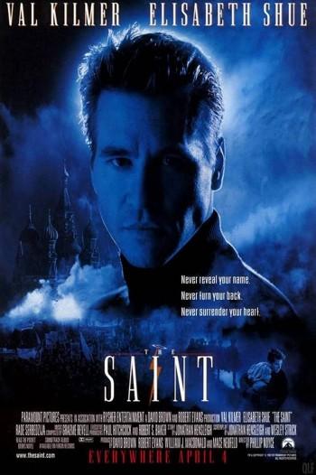 The Saint 1997 Dual Audio Hindi English BRRip 720p 480p Movie Download