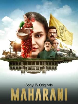 Maharani 2021 S01 Hindi Web Series All Episodes