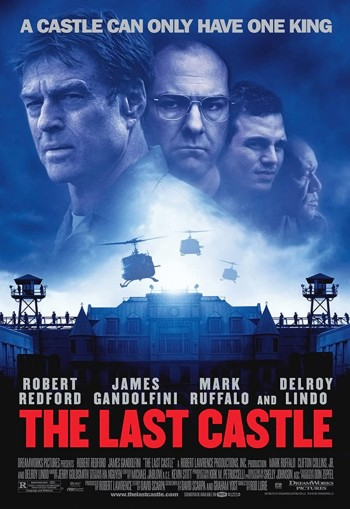 The Last Castle 2001 Dual Audio Hindi English BRRip 720p 480p Movie Download