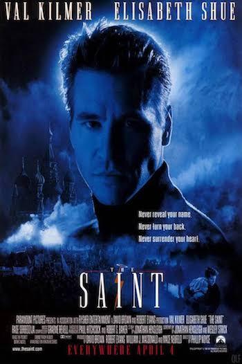 The Saint 1997 Dual Audio Hindi Bluray Movie Download