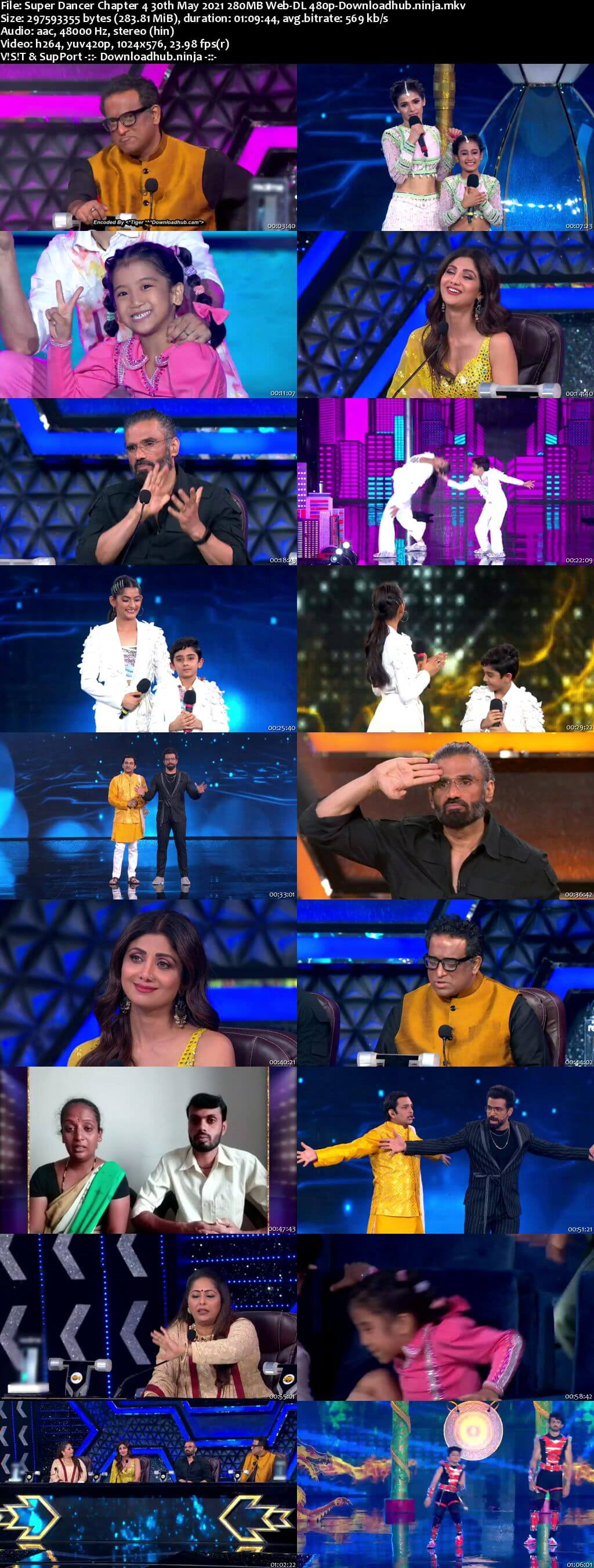 Super Dancer Chapter 4 30th May 2021 280MB Web-DL 480p