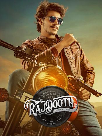 Rajdooth 2019 Hindi Dubbed 720p HDRip 900mb