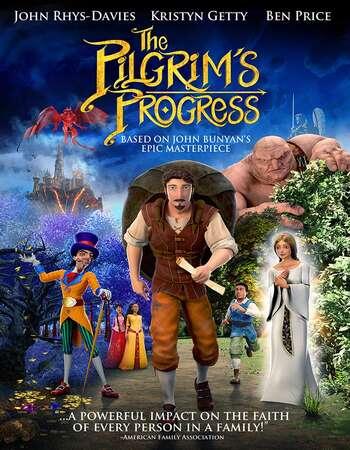 The Pilgrims Progress 2019 Hindi Dual Audio WEBRip Full Movie 480p Download