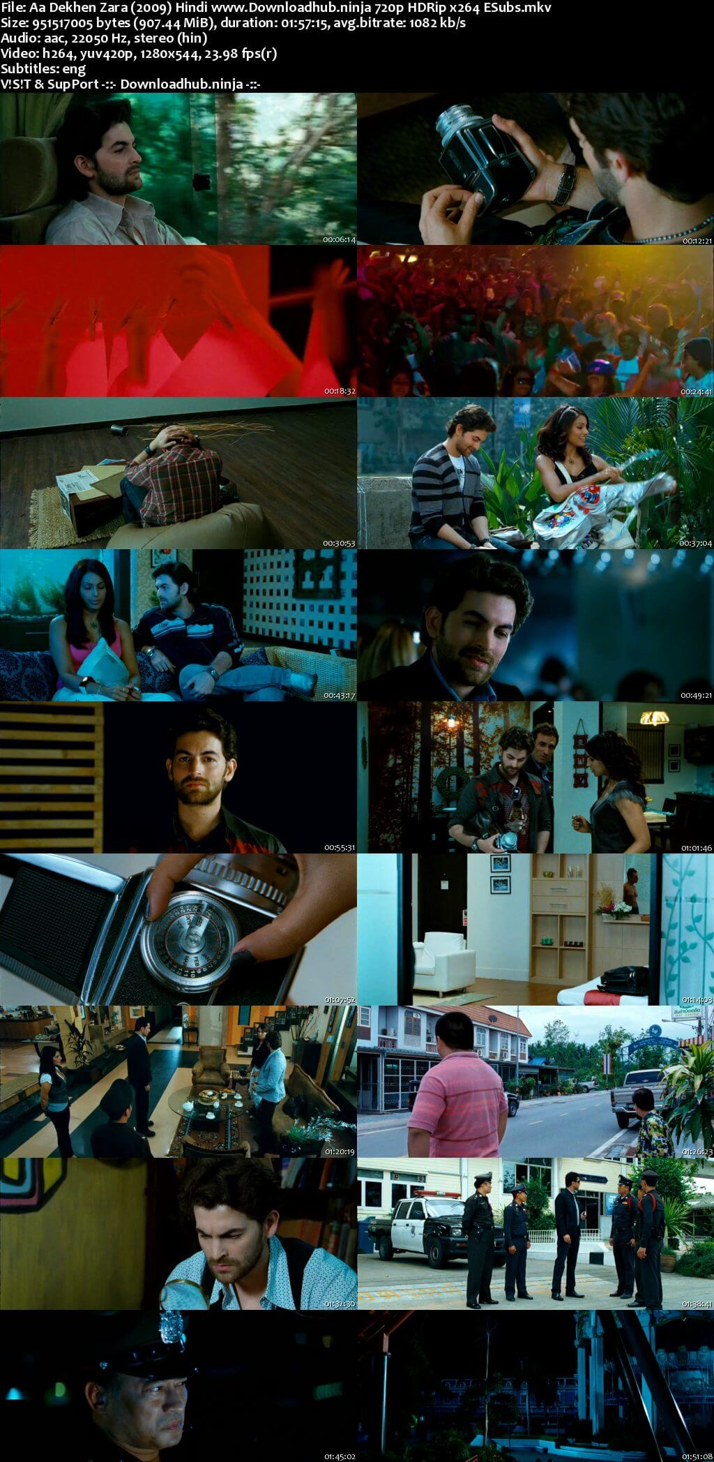Anjaana Anjaani 2010 Hindi 720p HDRio x264