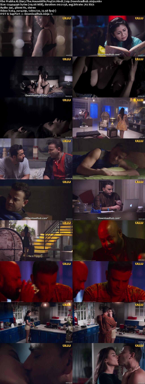 Prabha Ki Diary S02 The HouseWife 2021 Hindi Part 04 ULLU WEB Series 720p HDRip x264