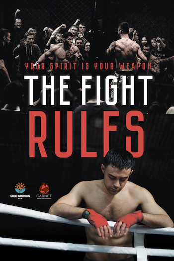 The Fight Rules 2017 Dual Audio Hindi 480p WEBRip 250mb