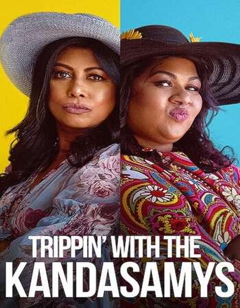 Trippin with the Kandasamys 2021 Hindi Dual Audio 720p Web-DL MSubs