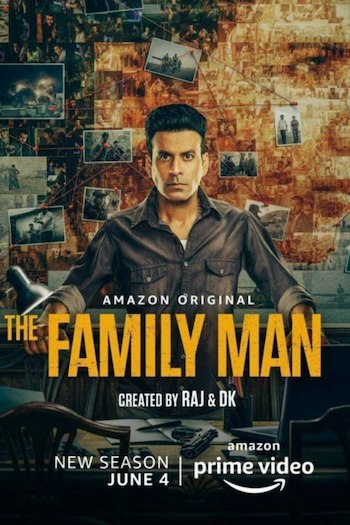 The Family Man 2021 S02 Hindi Web Series All Episodes
