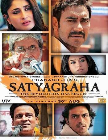 Satyagraha 2013 Full Hindi Movie 720p HDRip Download