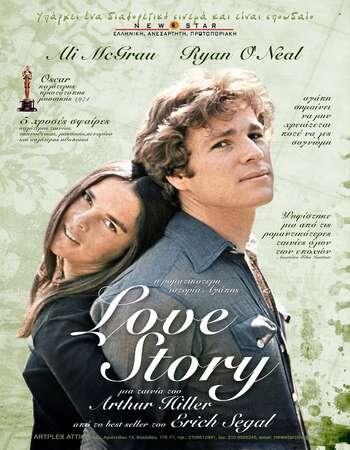 Love Story 1970 Hindi Dual Audio BRRip Full Movie Download