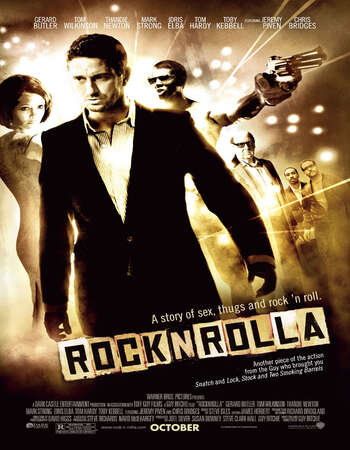 RocknRolla 2008 Hindi Dual Audio 720p BluRay x264