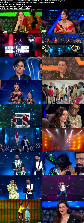 Super Dancer Chapter 4 6th June 2021 300MB Web-DL 480p