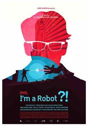 OMG Im A Robot 2015 Dual Audio Hindi 480p WEBRip 250MB
