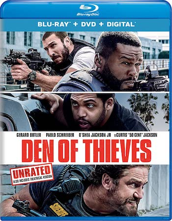 Den Of Thieves 2018 UNRATED Dual Audio Hindi 480p BluRay 500MB