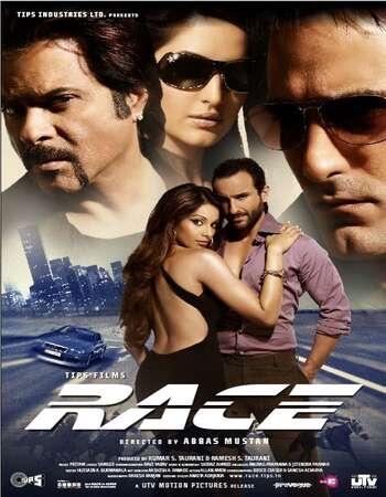 Race 2008 Full Hindi Movie 480p BRRip Free Download