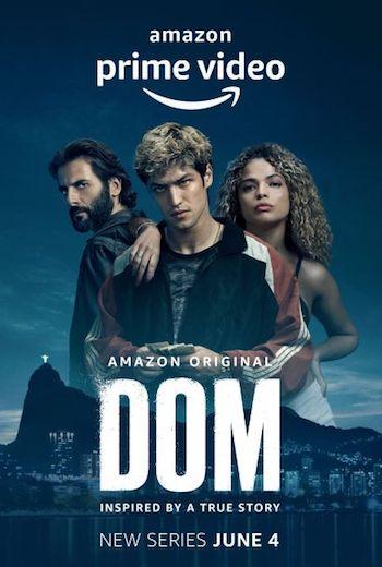 Dom S01 Dual Audio Hindi 720p 480p WEB-DL 4GB