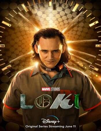 Loki 2021 S01 Complete Hindi Dual Audio 720p Web-DL ESubs