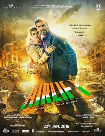 Airlift 2016 Full Hindi Movie 720p HEVC BRRip Free Download