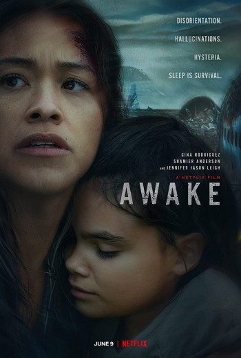 Awake 2021 Dual Audio Hindi Full Movie Download