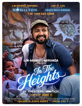 In the Heights 2021 Full English Movie 720p Download