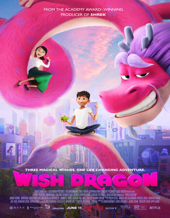 Wish Dragon 2021 Hindi Dual Audio 720p Web-DL MSubs